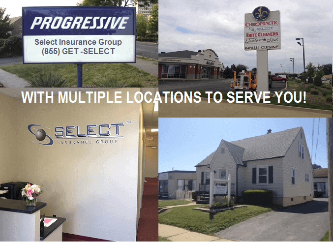 SELECTLOCATIONS - Select Insurance Group