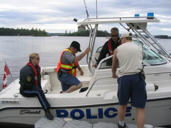 Boating and DWI Law