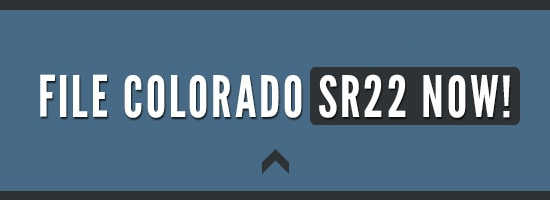 File Colorado SR22 now!