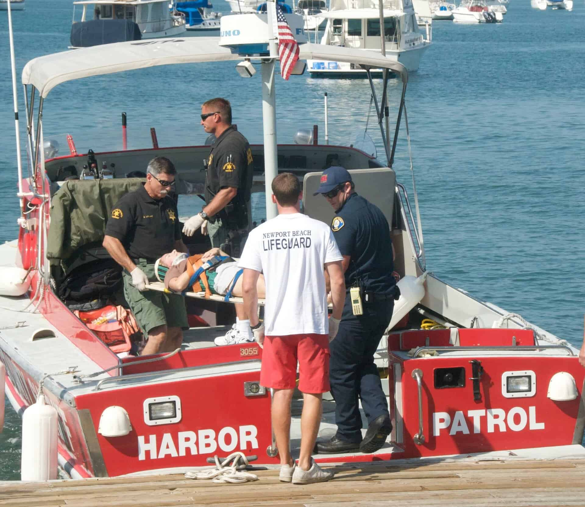 Boating under the influence laws and penalties