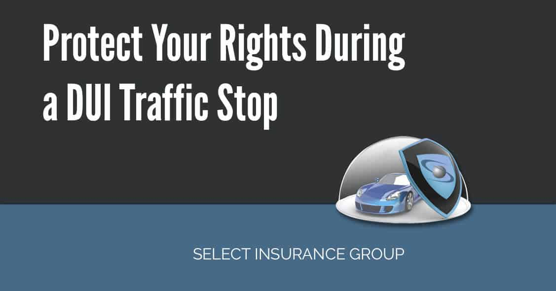 Protect Your Rights during a DUI Traffic Stop