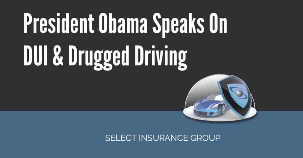 President Obama Speaks On DUI & Drugged Driving