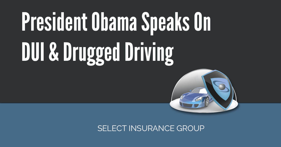 President Obama Speaks On DUI & Drugged Driving