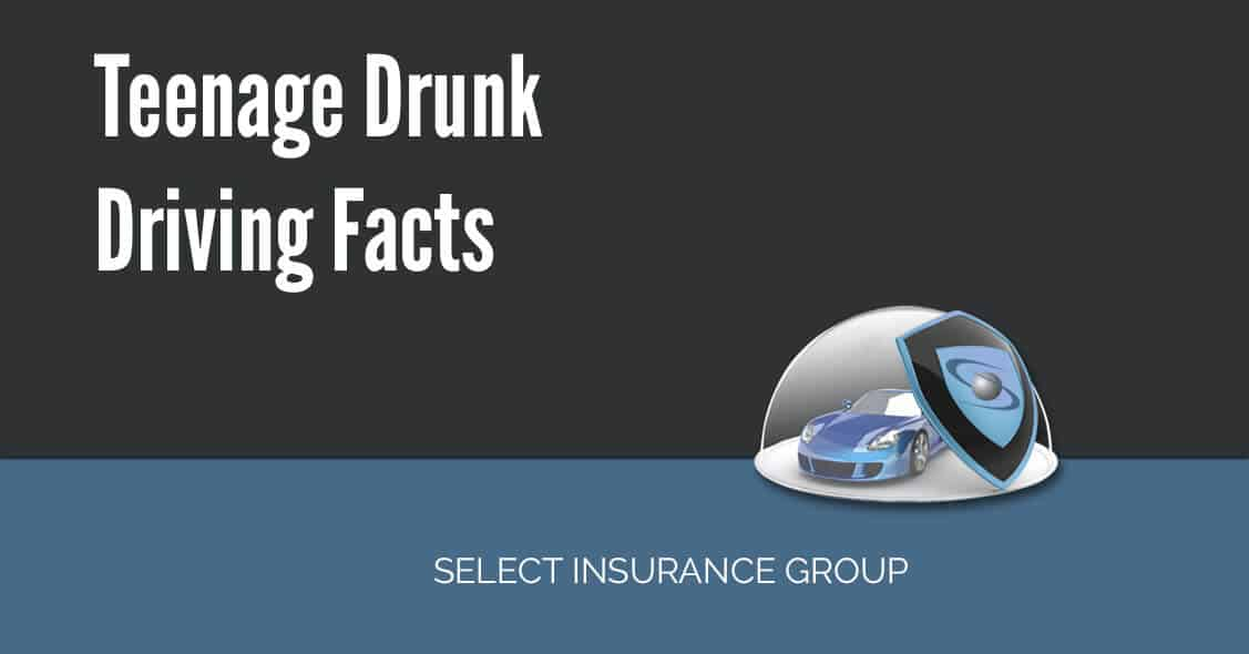 Teenage Drunk Driving Facts