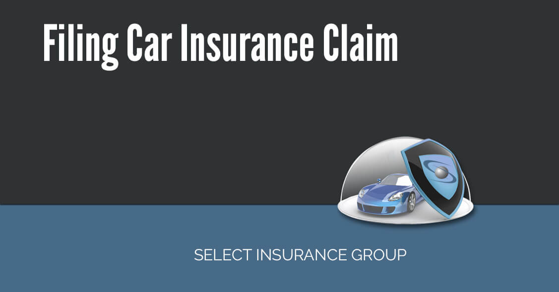 Filing car insurance claim